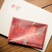 ACMV Postcard Set – 'Pink Pony' by Maxwell Anderson   Packaging