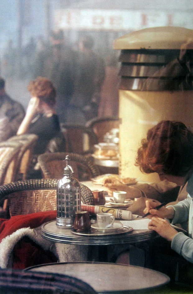 Paris, 1959 | © Saul Leiter/Courtesy: Saul Leiter, Howard Greenberg Gallery, New York