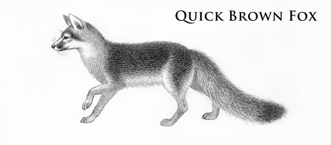 quickbrownfox