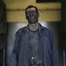 Darek Fortas | Coal Story | Portrait I (Miner After Work)