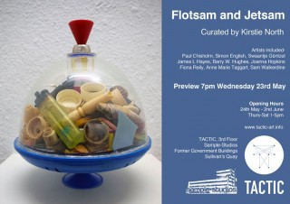 Flotsam and Jetsam | Exhibition at TACTIC, Cork/Ireland