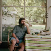© Shane Lavalette, Bill on His Porch, 2011