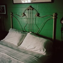 © Shane Lavalette, Tommy's Bed, 2010