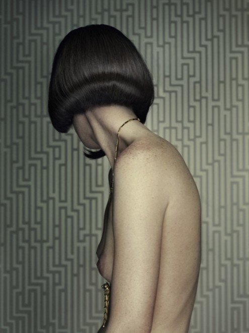 Galerie Wagner + Partner © Erwin Olaf: The Keyhole 2, 2011