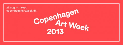 Copenhagen Art Week 2013