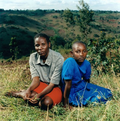 Jonathan Torgovnik, From the series: Intended Consequences; Rwandan Children Born of Rape