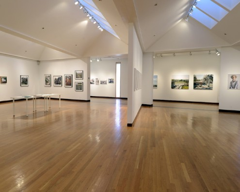 SPLIT SECONDS - installation view