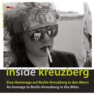 Michael Hughes - Inside Kreuzberg - Book cover