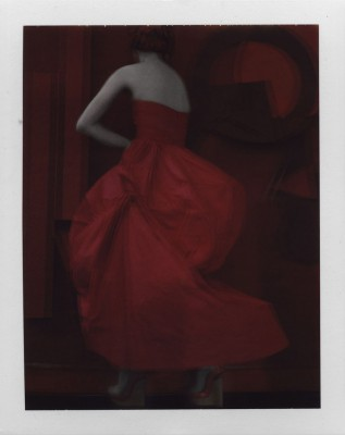 La robe rouge 2010 © Sarah Moon courtesy Michael Hoppen Gallery