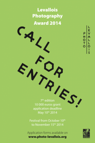 Levallois Photography Award 2014 | Call for entries