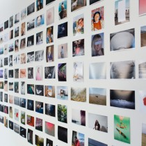 Exhibition A Process, installation view