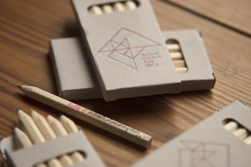 ACMV Color Pencil Set