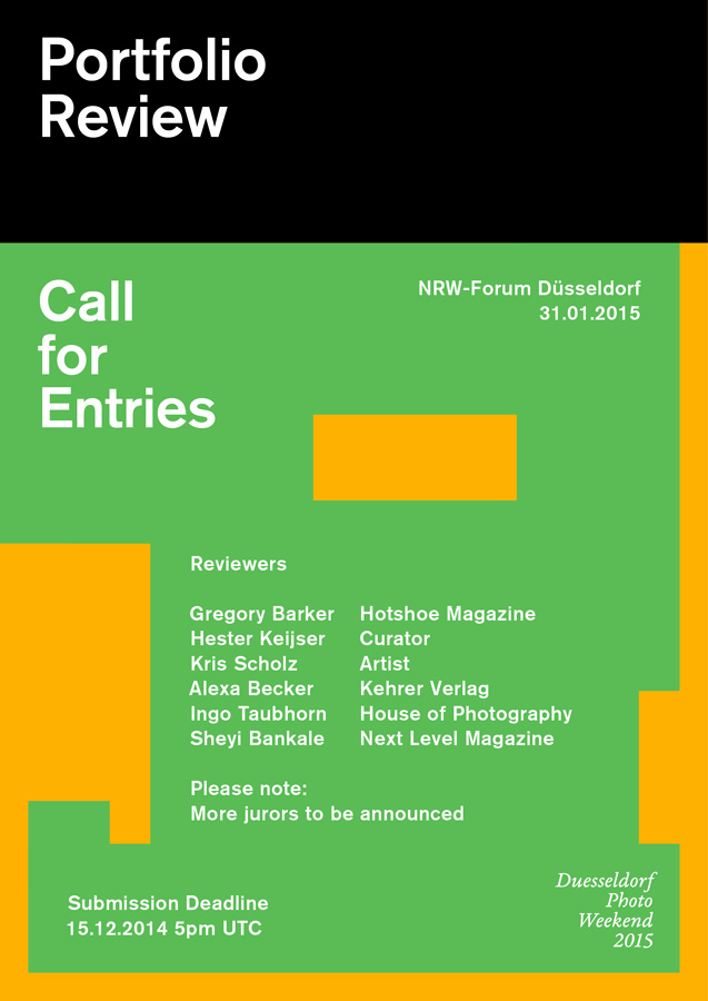 01_Portfolio Review 2014_Call for Entries