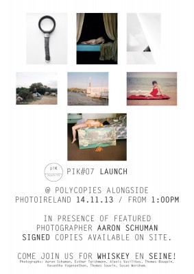 pik Magazine | Launch Issue #07