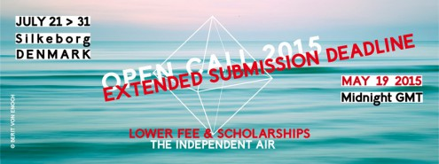 The Independent AIR - Residency - Masterclass 2015
